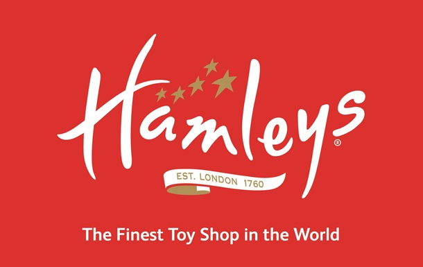Антошка выводит легендарный Hamleys на рынок Украины
