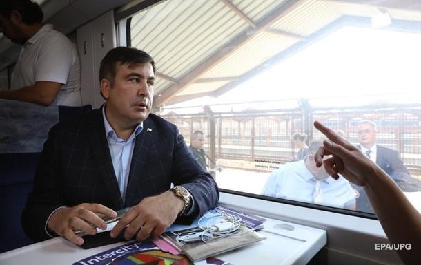 Саакашвили прорвался через границу за $300 000 - генпрокурор