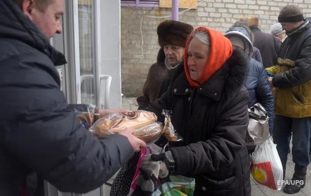 ООН згортає продовольчу програму для Донбасу