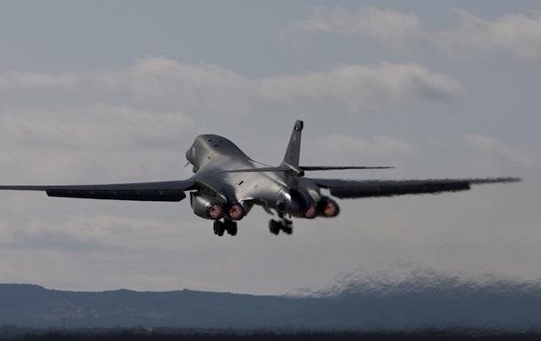 Бомбардувальники США пролетять над Корейським півостровом