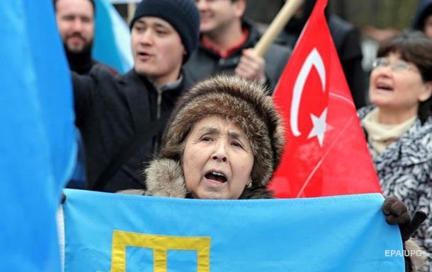 В Крыму обыски у крымских татар