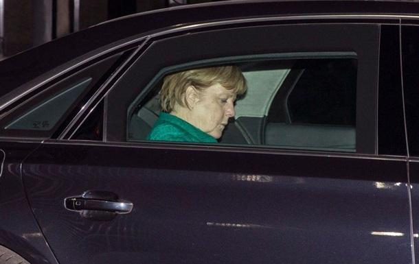 МИД Украины: Вопрос российских санкций во многом зависит от Меркель