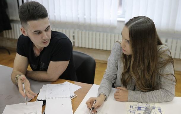 1200 юных архитекторов Украины предложили свои проекты городской мебели