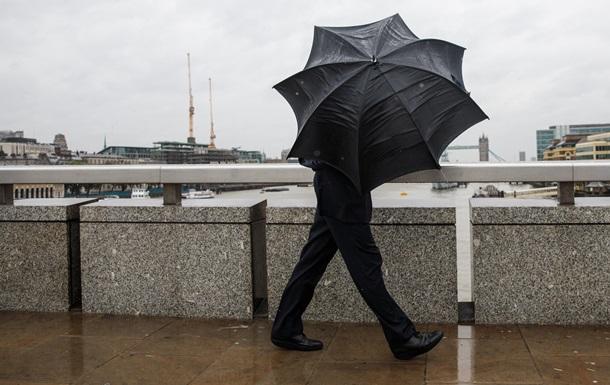 ДСНС попереджає про штормовий вітер