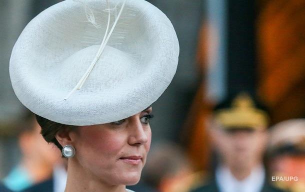 Кейт Міддлтон вийшла в світ у тіарі принцеси Діани