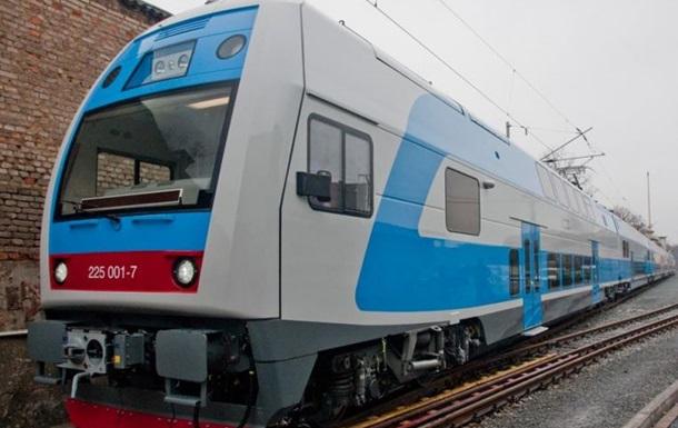 Укрзализныця отменит десять поездов
