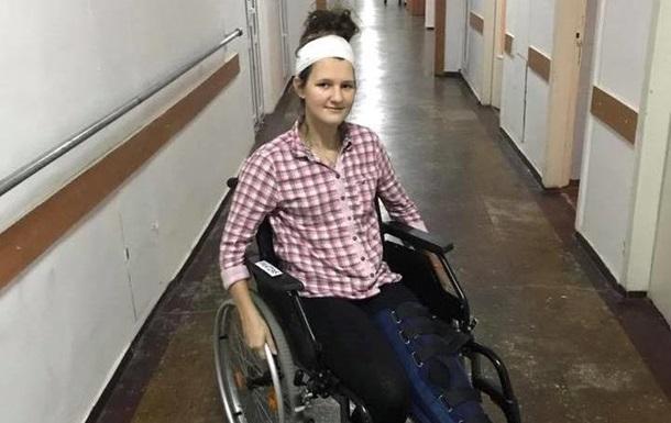 Последняя пострадавшая в ДТП на Сумской вернулась из больницы домой