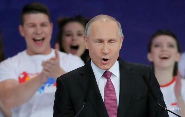 Путін заявив про повний розгром ІДІЛ у Сирії