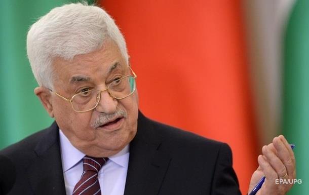 Аббас: Иерусалим − вечная столица Палестины