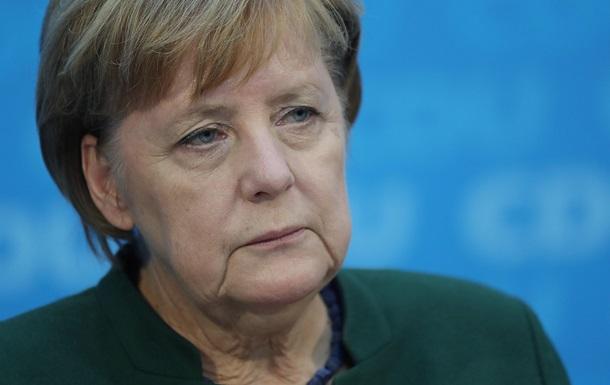 Меркель розкритикувала рішення Трампа щодо Єрусалиму