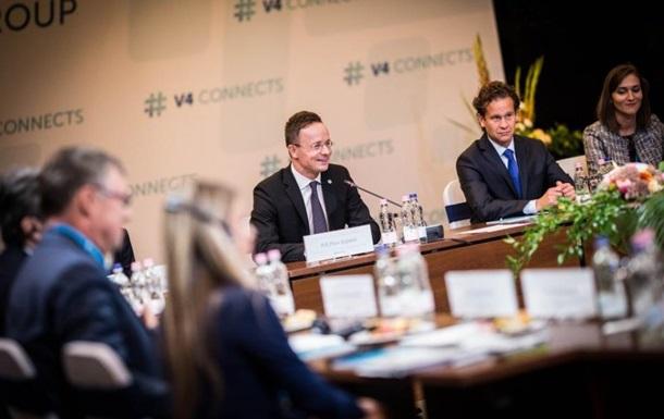 Венгрия поставила Украине ультиматум