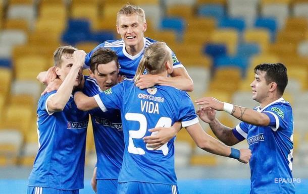 Ліга Європи: Київське «Динамо» розгромило «Партизан» завдяки хет-трику Мораєса
