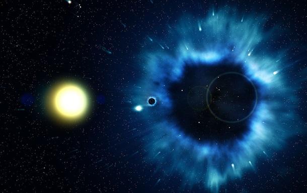 Знайдено найдавнішу надмасивну чорну діру