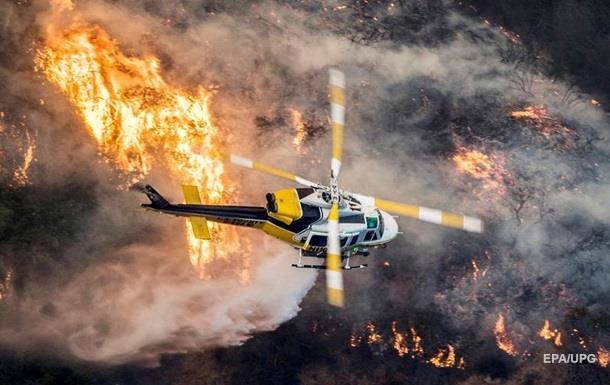Ущерб от пожаров в Калифорнии превысил $9 млрд