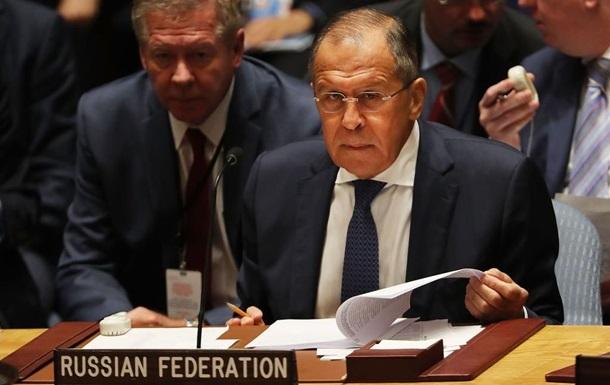 Лавров поскаржився в ОБСЄ на  утиски російськомовних українців