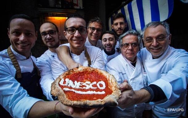 Итальянскую пиццу признали культурным наследием ЮНЕСКО