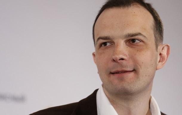 Соболев уволен с поста главы антикоррупционного комитета Рады