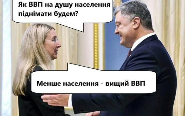 Україна 2017: назад у майбутнє