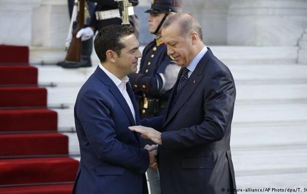 Туреччина та Греція вирішили поліпшити відносини
