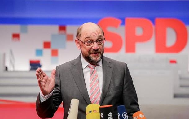 Шульц: До 2025 року Євросоюз має стати Сполученими Штатами Європи