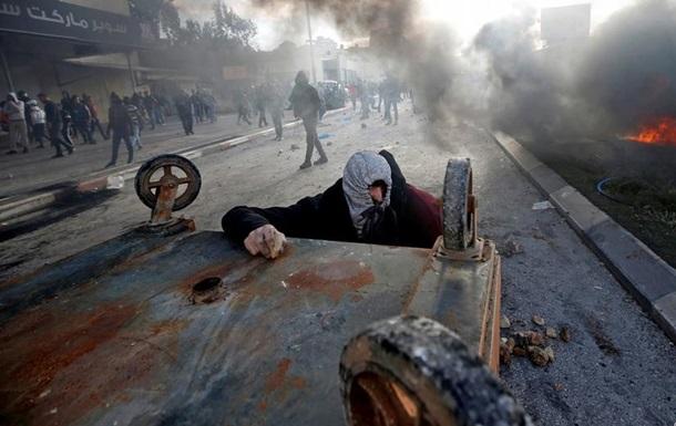 Визнання Єрусалима підштовхнуло палестинців до протестів