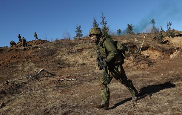Росія влаштувала військові навчання в Придністров ї