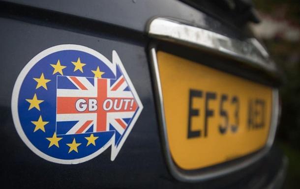 Еврокомиссия: Завершилась первая фаза переговоров по Brexit