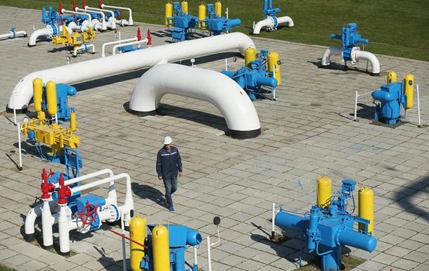 Нафтогаз закупив газ за кредитні гроші ЄБРР