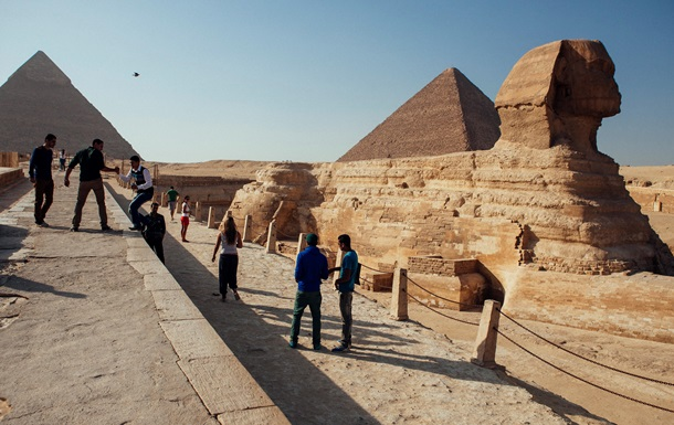 Украинцы смогут ездить в Египет по электронным визам