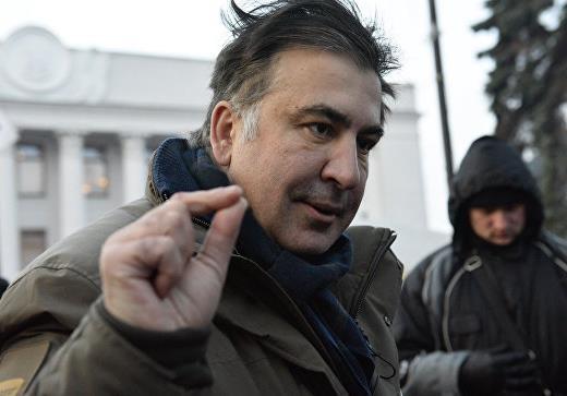 Скандал с Саакашвили: судить нельзя депортировать