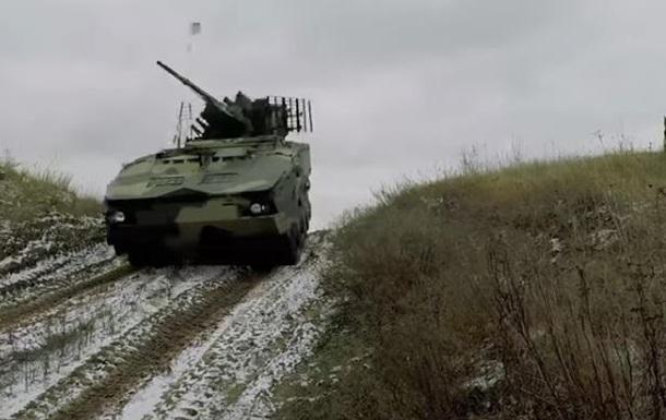 Киев испытал БТР, созданный по стандартам НАТО