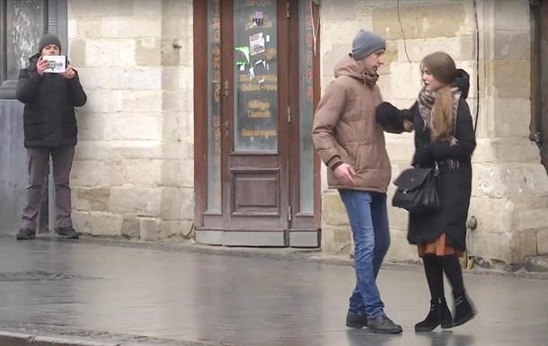 У Львові поліція провела тест на людяність