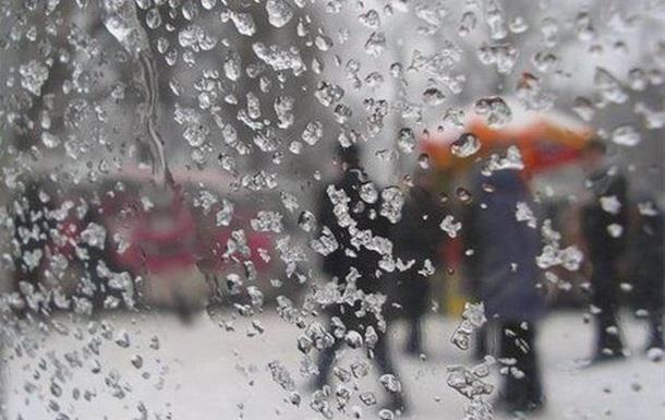 Киян попереджають про погіршення погодних умов