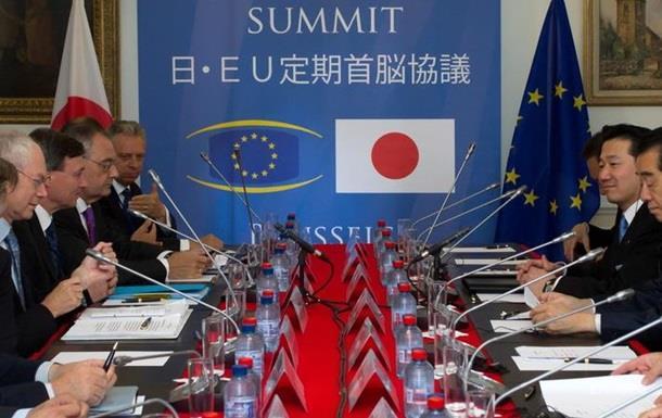 Японія і ЄС створюють найбільшу у світі зону вільної торгівлі