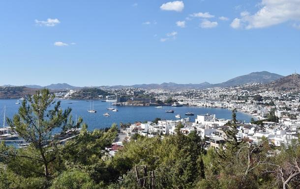 Турецький курорт Бодрум сповз до моря через землетрус