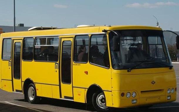 Проїзд у київських маршрутках подорожчає до дев яти гривень - ЗМІ