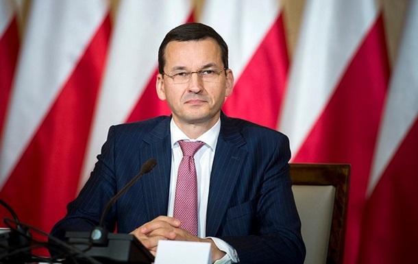 Прем єр Польщі розповів про  геноцид  на Волині