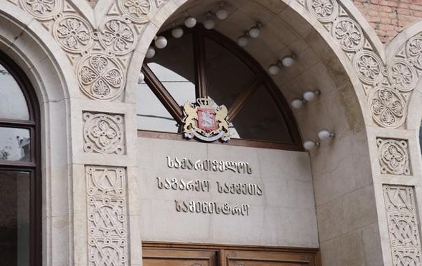 МЗС Грузії: За Саакашвілі з Києвом не контактуємо
