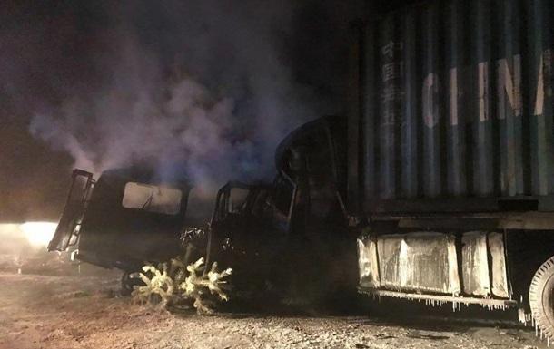 В России грузовик врезался в машрутку: девять погибших