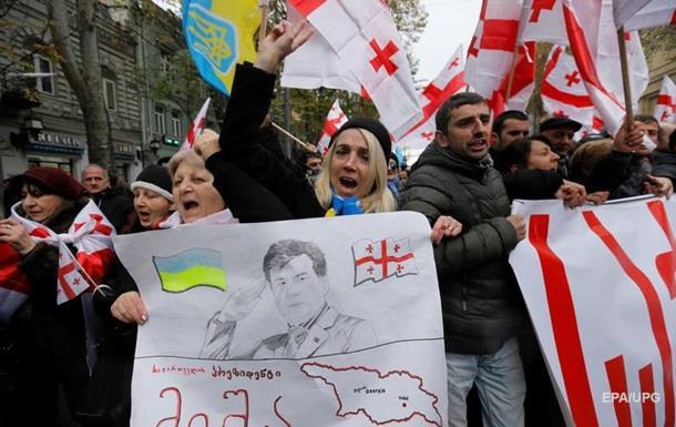Соратники Саакашвили в Грузии выдвинули ультиматум
