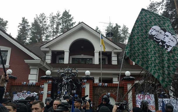 Итоги 09.12: Одеяло для Луценко, письмо Саакашвили