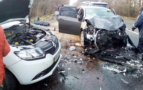 В Житомирской области из-за ДТП погибли 2 человека