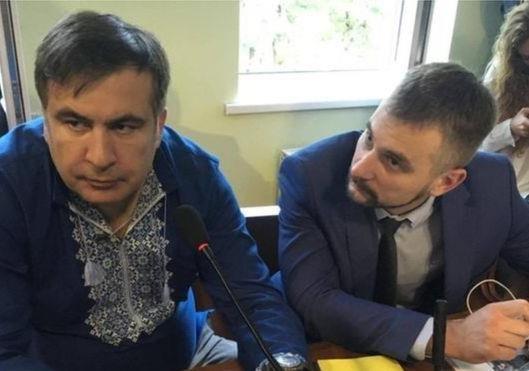 Скандал с Саакашвили: от Запада к Евразии