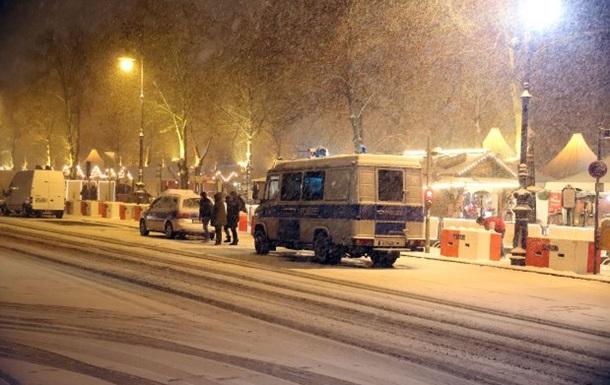 Возле ярмарки в Берлине нашли боеприпасы