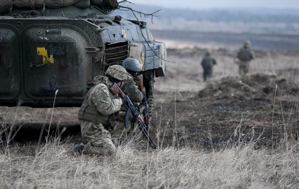 В зоне АТО 35 обстрелов, четверо ранены – штаб