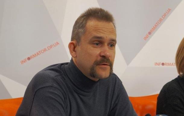 В Днепропетровской области сожгли авто попросившему убежища россиянину