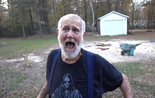 В США умер  самый злой дед интернета