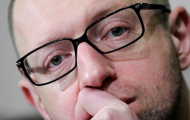 Яценюка допитали у справі про держзраду Януковича