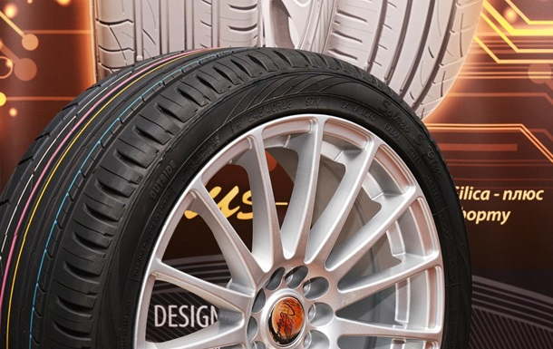 Українські преміальні шини – 18 дюймів