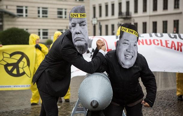 У США змоделювали початок ядерної війни з Північною Кореєю